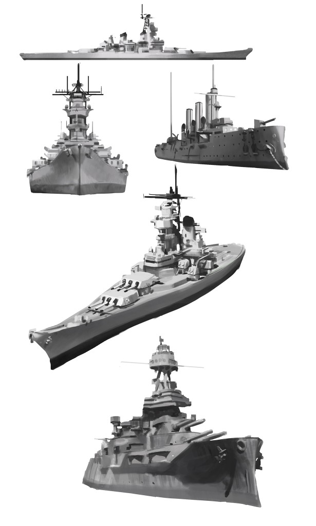 Naval Study